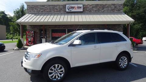 2008 Ford Edge for sale at Driven Pre-Owned in Lenoir NC