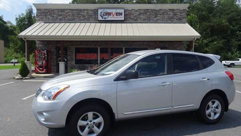 2012 Nissan Rogue for sale at Driven Pre-Owned in Lenoir NC