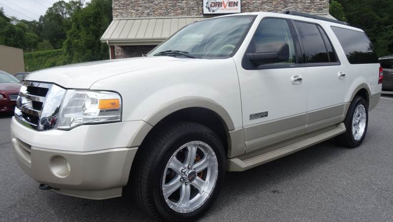 2008 Ford Expedition El Eddie Bauer 4x4 4dr Suv In Lenoir Nc