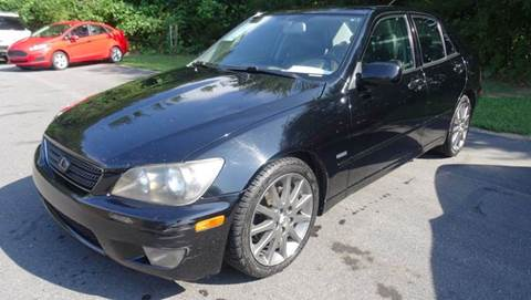 2004 Lexus IS 300 for sale at Driven Pre-Owned in Lenoir NC