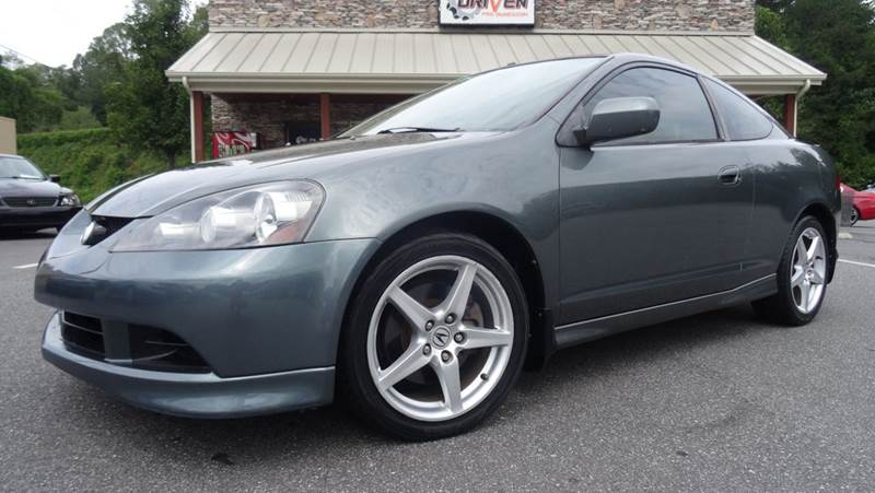 Acura Rsx Type S Dr Hatchback In Lenoir NC Driven PreOwned - 05 acura rsx type s