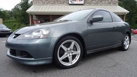 2005 Acura RSX for sale at Driven Pre-Owned in Lenoir NC
