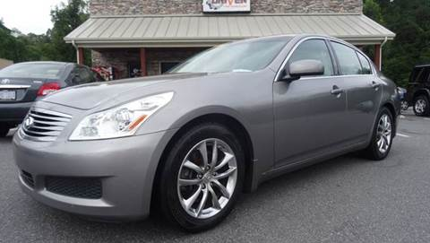 2008 Infiniti G35 for sale at Driven Pre-Owned in Lenoir NC