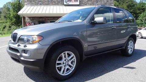 2006 BMW X5 for sale at Driven Pre-Owned in Lenoir NC