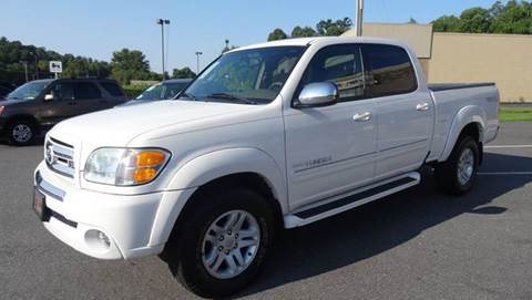 2004 Toyota Tundra for sale at Driven Pre-Owned in Lenoir NC