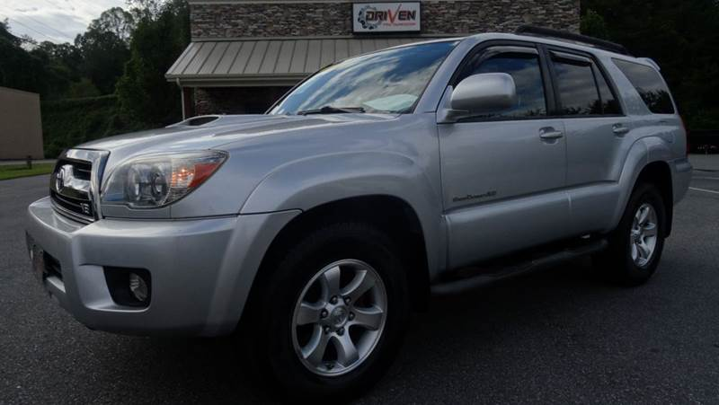 2006 Toyota 4Runner Sport Edition 4dr SUV 4WD w/V8 In ...