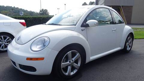 2008 Volkswagen New Beetle for sale at Driven Pre-Owned in Lenoir NC