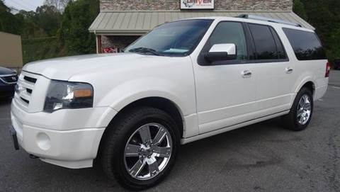 2010 Ford Expedition EL for sale at Driven Pre-Owned in Lenoir NC