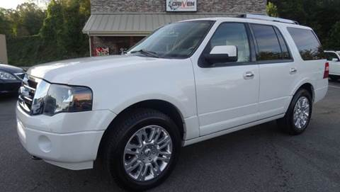 2013 Ford Expedition for sale at Driven Pre-Owned in Lenoir NC