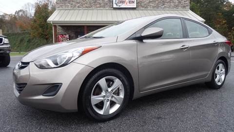 2011 Hyundai Elantra for sale at Driven Pre-Owned in Lenoir NC