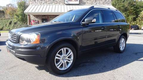2010 Volvo XC90 for sale at Driven Pre-Owned in Lenoir NC