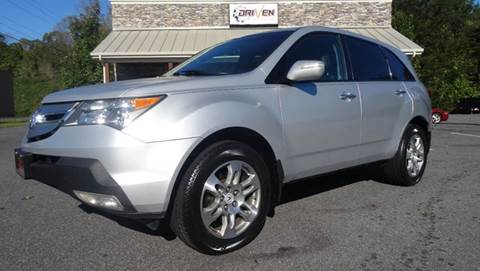 2008 Acura MDX for sale at Driven Pre-Owned in Lenoir NC