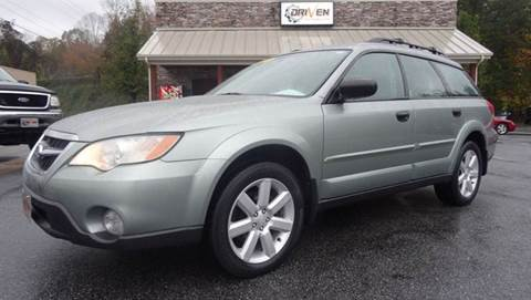 2009 Subaru Outback for sale at Driven Pre-Owned in Lenoir NC