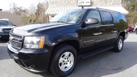 2007 Chevrolet Suburban for sale at Driven Pre-Owned in Lenoir NC
