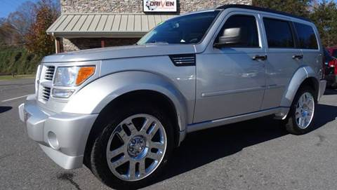 2011 Dodge Nitro for sale at Driven Pre-Owned in Lenoir NC