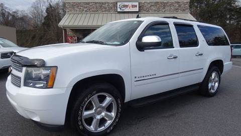 2009 Chevrolet Suburban for sale at Driven Pre-Owned in Lenoir NC