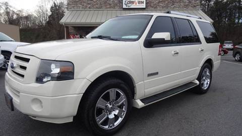 2007 Ford Expedition for sale at Driven Pre-Owned in Lenoir NC