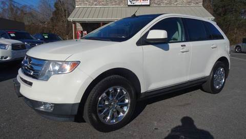 2009 Ford Edge for sale at Driven Pre-Owned in Lenoir NC