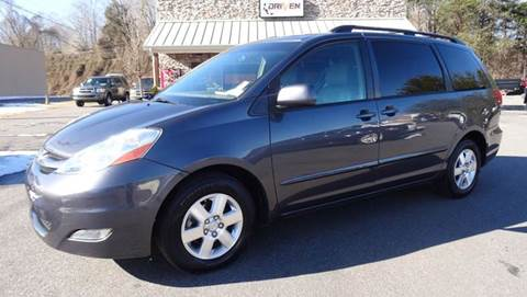 2008 Toyota Sienna for sale at Driven Pre-Owned in Lenoir NC
