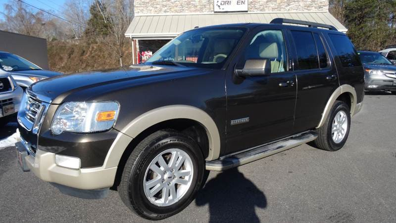 2008 Ford Explorer for sale at Driven Pre-Owned in Lenoir NC