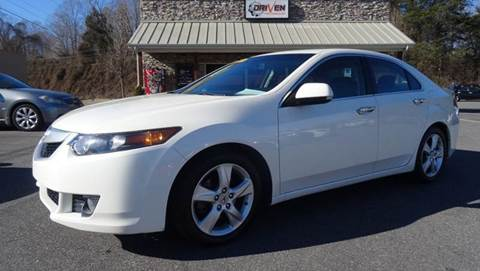 2009 Acura TSX for sale at Driven Pre-Owned in Lenoir NC