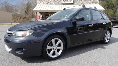 2010 Subaru Impreza for sale at Driven Pre-Owned in Lenoir NC