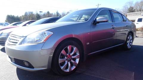 2007 Infiniti M45 for sale at Driven Pre-Owned in Lenoir NC