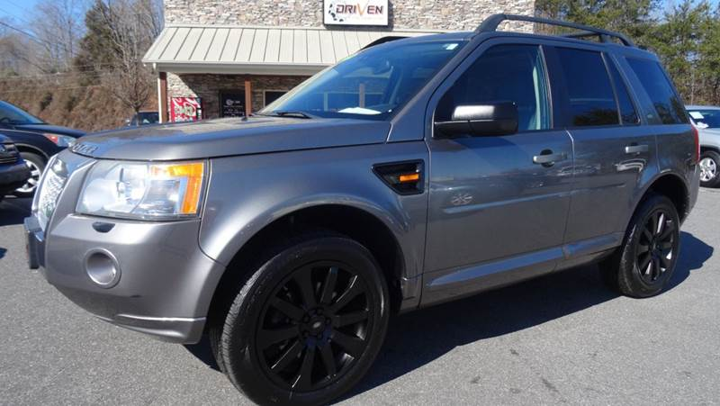 2008 Land Rover Lr2 Hse Awd 4dr Suv Wtec Technology Package In
