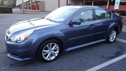 2013 Subaru Legacy for sale at Driven Pre-Owned in Lenoir NC