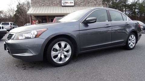2010 Honda Accord for sale at Driven Pre-Owned in Lenoir NC