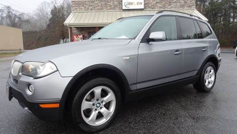 2008 BMW X3 for sale at Driven Pre-Owned in Lenoir NC