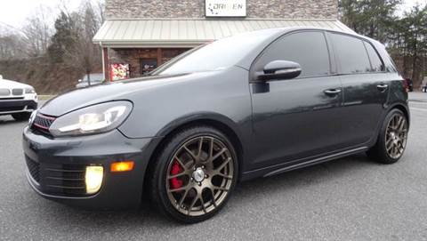 2010 Volkswagen GTI for sale at Driven Pre-Owned in Lenoir NC