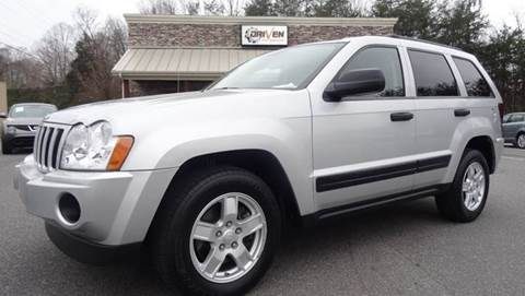 2005 Jeep Grand Cherokee for sale at Driven Pre-Owned in Lenoir NC