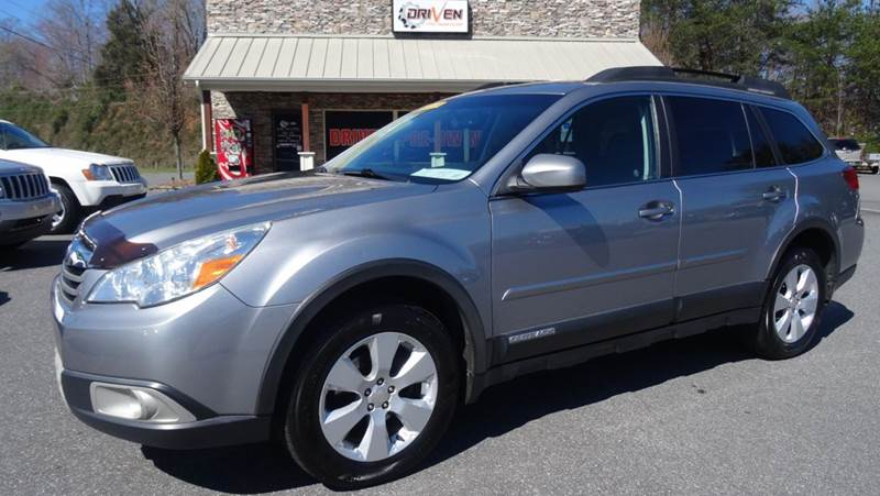 2011 Subaru Outback Awd 25i Limited 4dr Wagon In Lenoir Nc Driven
