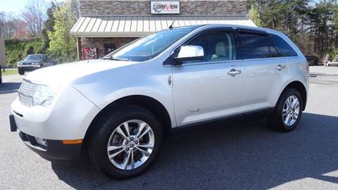 2010 Lincoln MKX for sale at Driven Pre-Owned in Lenoir NC