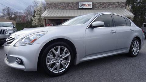 2011 Infiniti G37 Sedan for sale at Driven Pre-Owned in Lenoir NC