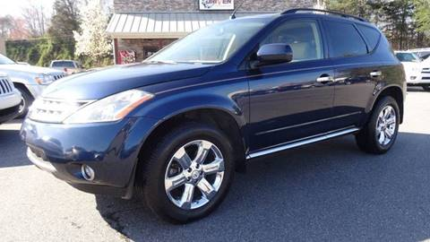 2007 Nissan Murano for sale at Driven Pre-Owned in Lenoir NC