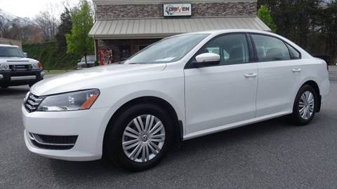 2015 Volkswagen Passat for sale at Driven Pre-Owned in Lenoir NC