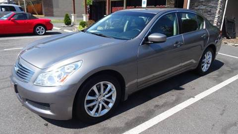 2009 Infiniti G37 Sedan for sale at Driven Pre-Owned in Lenoir NC