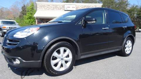 2006 Subaru B9 Tribeca for sale at Driven Pre-Owned in Lenoir NC