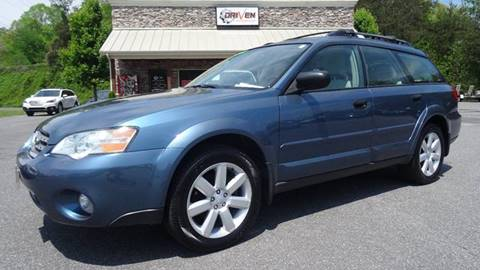 2006 Subaru Outback for sale at Driven Pre-Owned in Lenoir NC