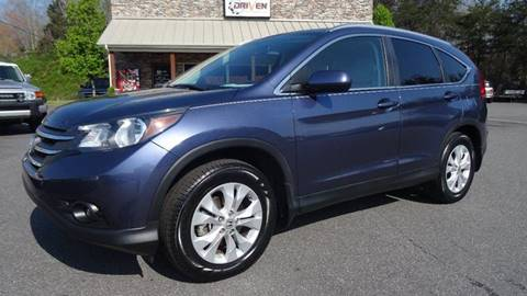 2013 Honda CR-V for sale at Driven Pre-Owned in Lenoir NC