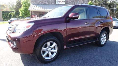 2011 Lexus GX 460 for sale at Driven Pre-Owned in Lenoir NC