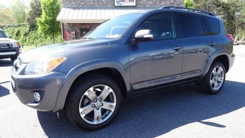 2011 Toyota RAV4 for sale at Driven Pre-Owned in Lenoir NC