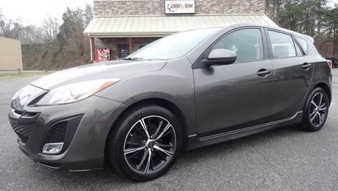 2011 Mazda MAZDA3 for sale at Driven Pre-Owned in Lenoir NC