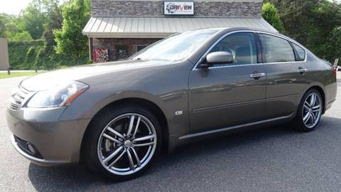 2007 Infiniti M35 for sale at Driven Pre-Owned in Lenoir NC