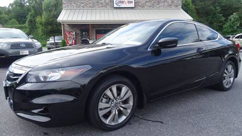 2012 Honda Accord for sale at Driven Pre-Owned in Lenoir NC
