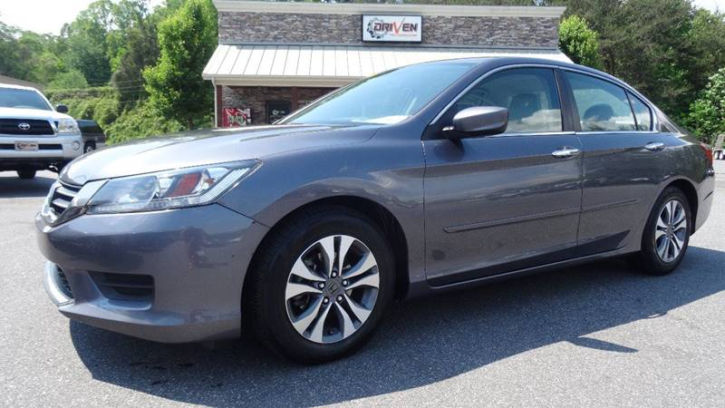 2013 Honda Accord for sale at Driven Pre-Owned in Lenoir NC