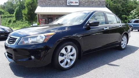 2008 Honda Accord for sale at Driven Pre-Owned in Lenoir NC