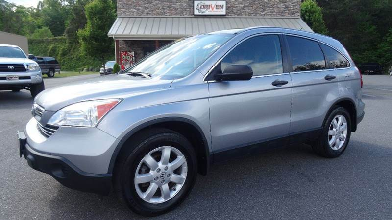 2008 Honda CR-V for sale at Driven Pre-Owned in Lenoir NC